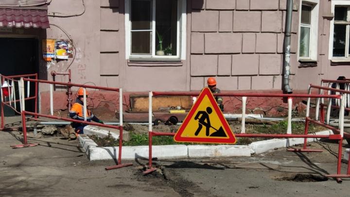 Большие ремонты грядут: составлена интерактивная карта работ на теплосетях в Красноярске