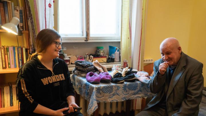 «Обратиться к Вере»: как социальный работник из храма открыла у себя дома приют для обездоленных