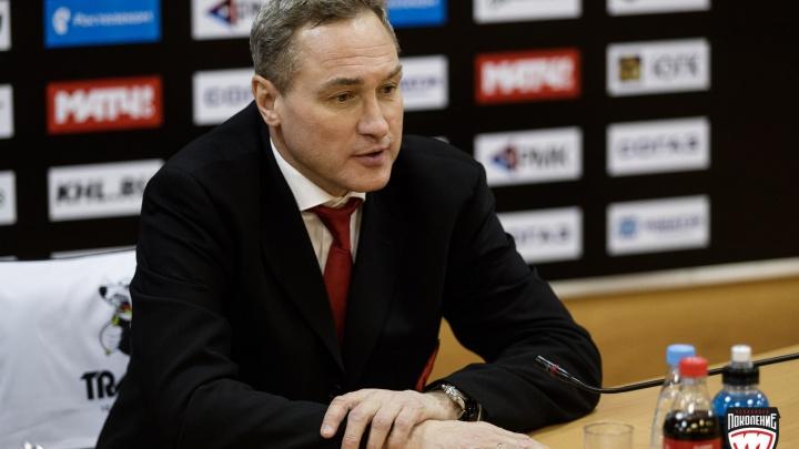 «Ребята приятно удивили»: новый тренер «Трактора» рассказал о предсезонке и требованиях к игрокам