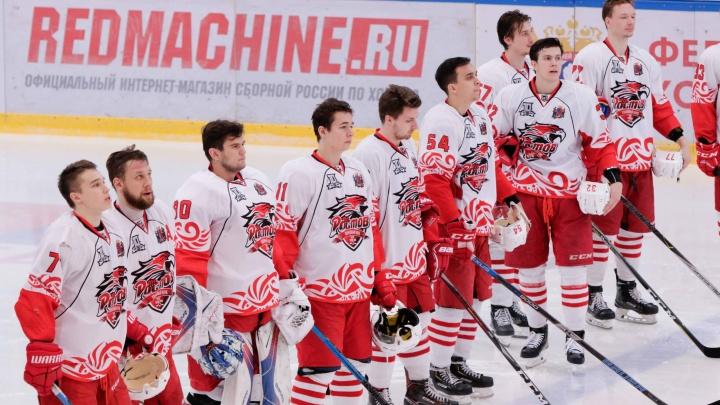 ХК «Ростов» завершил путешествие по Сибири: хоккеисты провели четыре гостевых матча