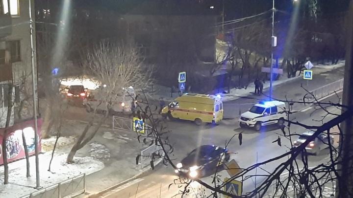 Уличный конфликт на Котовского закончился поножовщиной