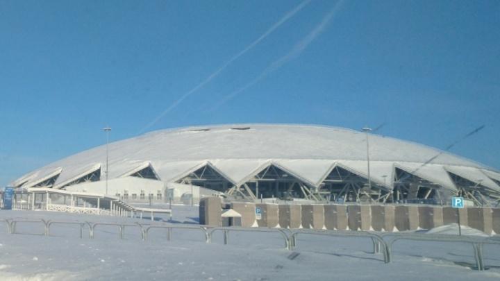 Музей футбола на «Самара Арене» планируют открыть к лету 2019 года