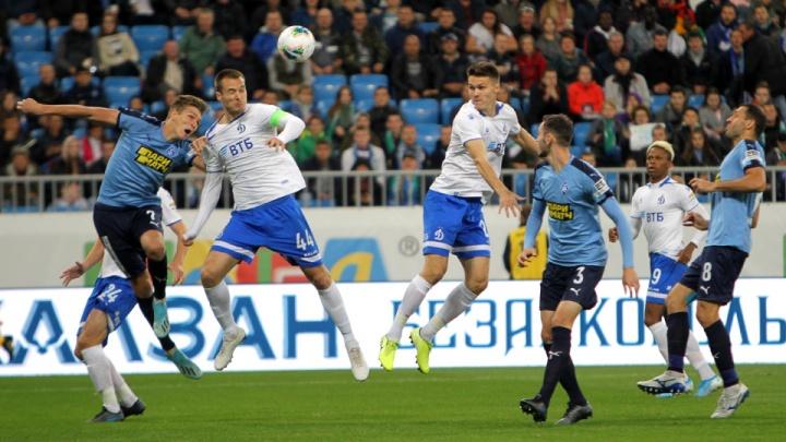 Первая ничья в сезоне: «Крылья Советов» не смогли обыграть «Динамо»
