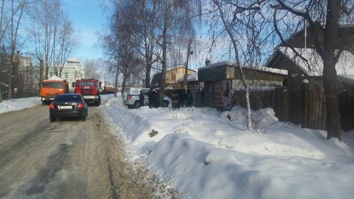 На Новой Сортировке в подполье старого дома нашли противопехотную гранату