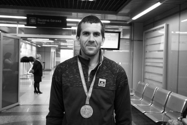 Иван Мартыневич вёзбронзовую медаль с турнира в Санкт-Петербурге