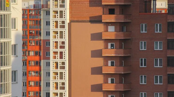 «Муравейник» на 650 квартир: в Челябинске нашли самый большой строящийся дом