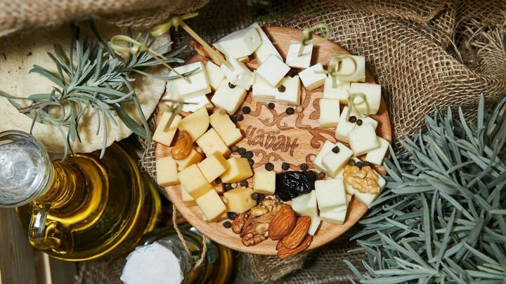 Представленный в Ростове бренд «Чабан» презентовал новый сыр «Пармезан»