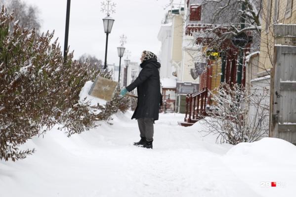 В ближайшие дни в Архангельске будет изменчивая погода, но преимущественно тепло<br>