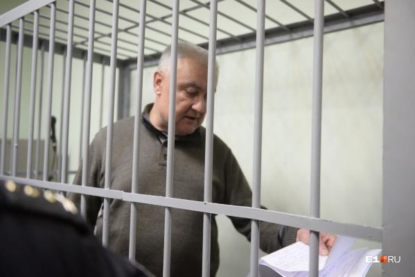 Во время прошлого заседания Миронов заявил, что дело против него сфабриковали