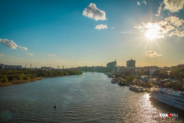 Через четыре года в Ростове появятся новые спортивные объекты