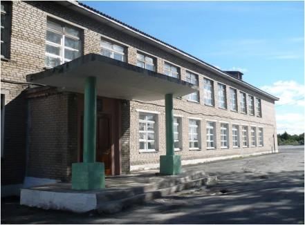 Так выглядит школа, о которой идет речь