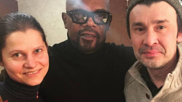 Бывший омич живет в Нью-Йорке и делает очки дляСэмюэла Л. Джексона