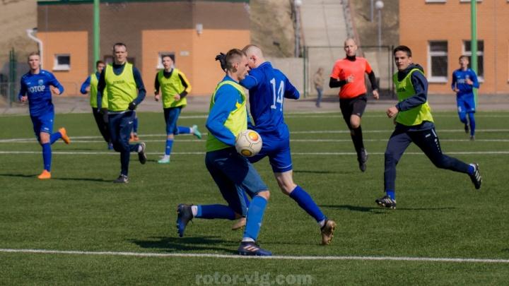 Футбольное «Торпедо» из Волгоградской области выбирает эмблему: конкурс