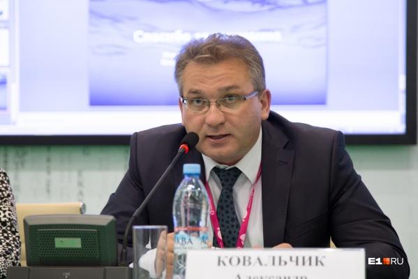 Александр Ковальчик назвал информацию о своем уходе слухами