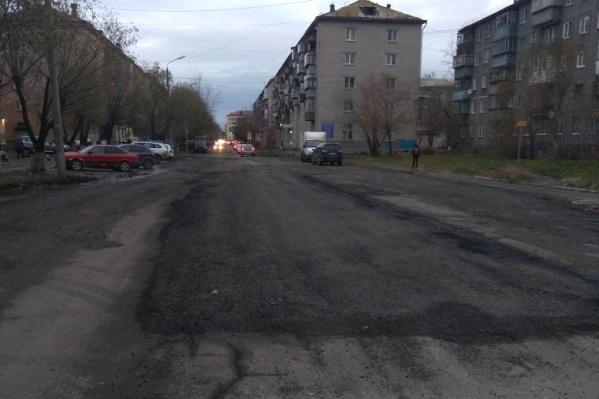 Капитально ремонтировать дорогу тоже будут, но не скоро