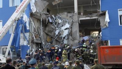 В Омске будут судить 11 человек по делу об обрушении казармы в Светлом