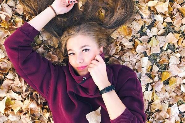 Это чудесное фото Виктория сделала на о. Татышев