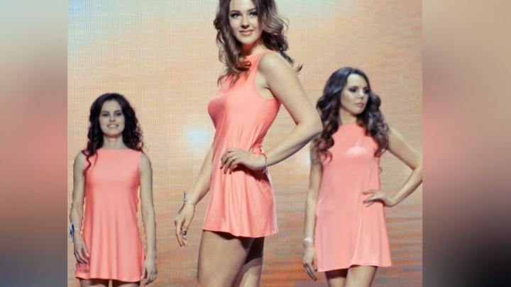 Первокурсницу СФУ выбрали представлять Россию на мировом конкурсе красоты за приз 5 тысяч долларов