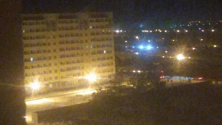 В Антипино квартирант устроил пожар в однушке. Из дома эвакуировали 15 человек
