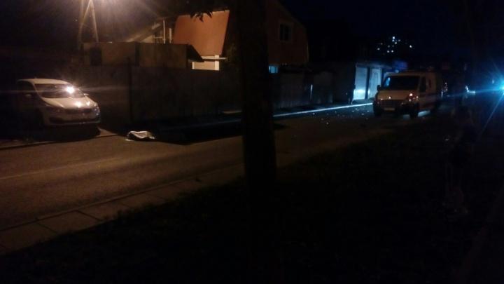В Самаре на Юных Пионеров/Моршанской мужчина погиб под колесами машины инкассации