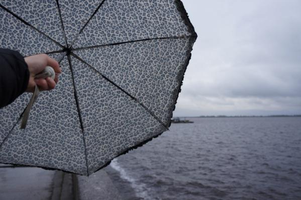 Из-за циклона по области пройдут дожди