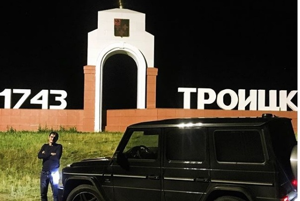 Южноуралец, выигравший «гелик» у Тимати, привёз свой приз домой