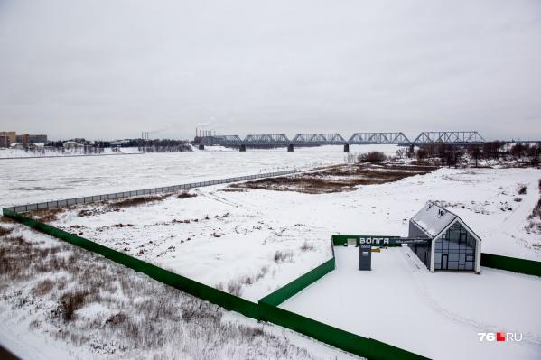 Ярославцы выступили против строительства квартала на берегу Волги