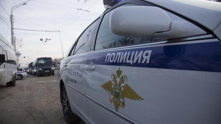 В Башкирии полицейские оцепили вокзал