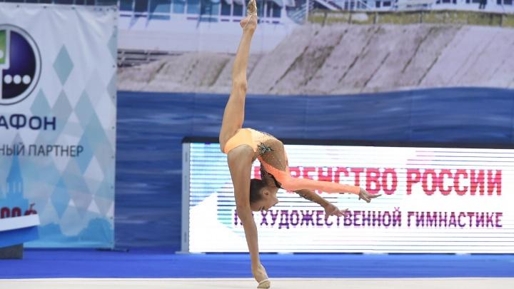 У гимнасток Новосибирска есть шанс попасть в команду бронзового призёра Олимпийских игр Ирины Дзюба