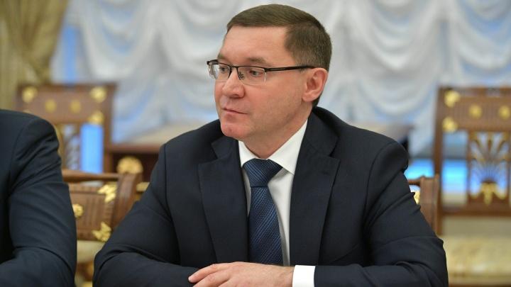 В Москве Якушев стал зарабатывать в два раза больше, чем в Тюмени. Рассказываем о его доходах