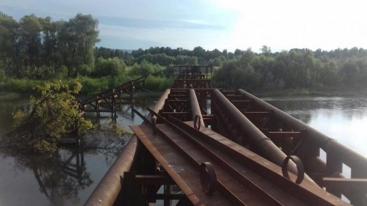 Жители башкирской деревни, где пропали 60 миллионов на мост: «Если пожар, все сгорим»