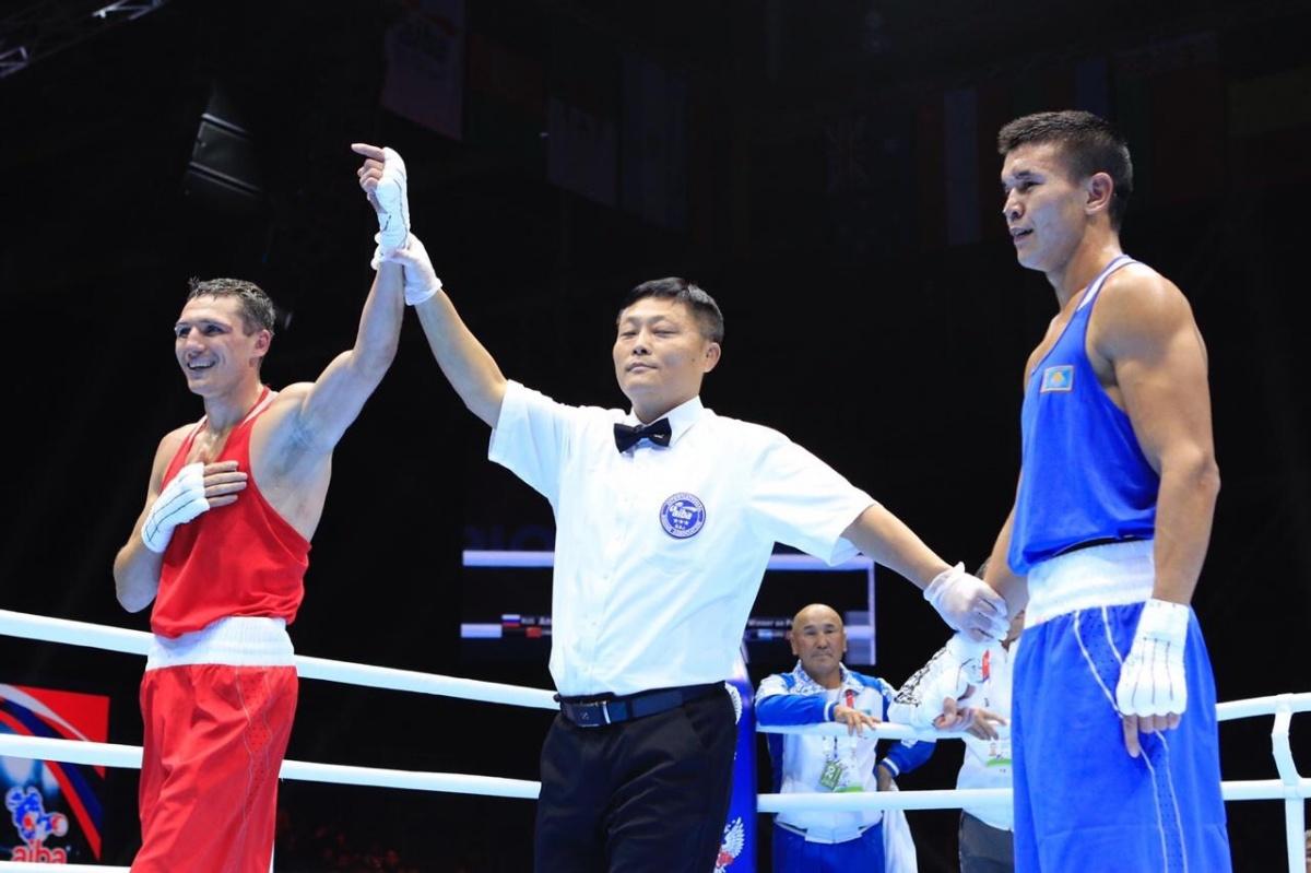 Капитан сборной первым из россиян завоевал золото