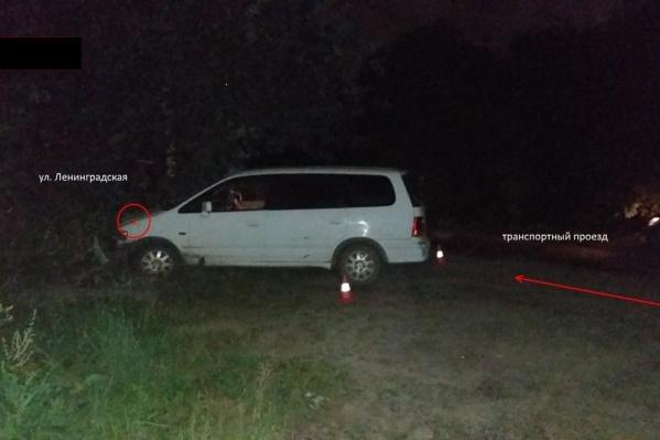 Женщина за рулём «Хонды» пыталась оторваться от ДПС