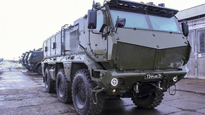Выдержит взрыв: военный спецназ в Самаре снабдят бронеавтомобилями «Тайфун-К»