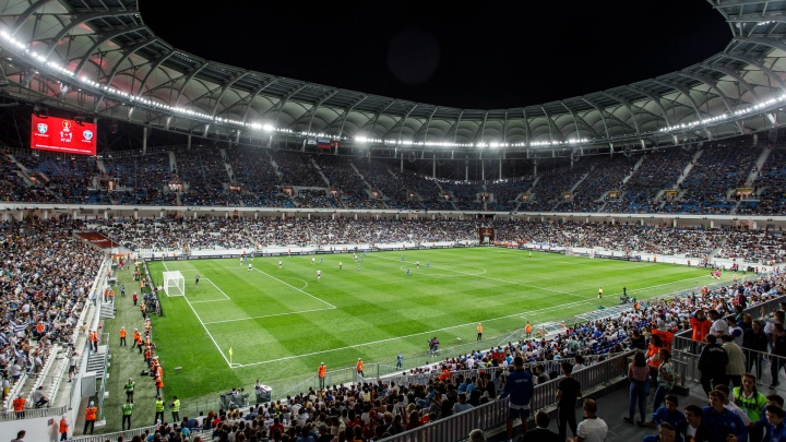 В Волгограде готовятся к первому домашнему матчу «Ротора» в новом сезоне