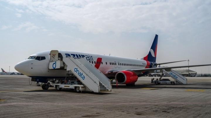 Туроператорам запретили продавать туры с перелётами авиакомпанией Azur Air