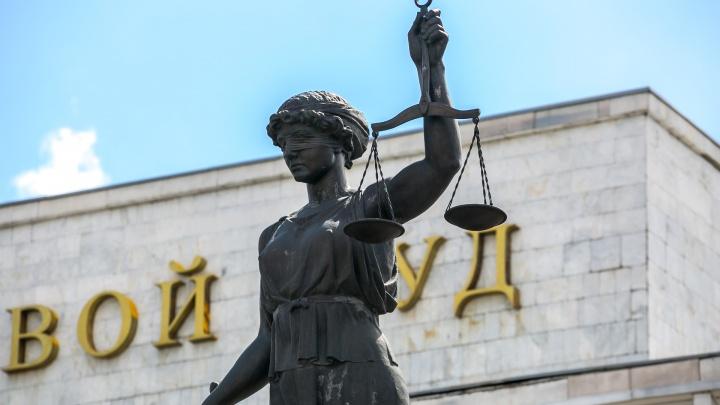 Красноярца посадили на 10 суток за съемку в зале суда
