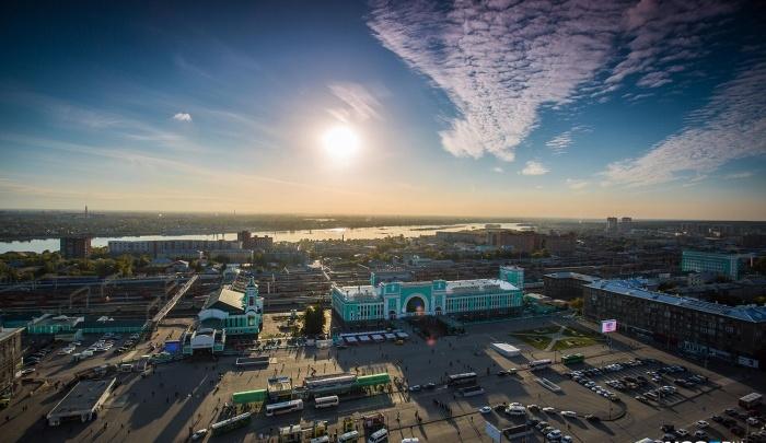 Новосибирская область вошла в число регионов-лидеров по благоустройству городской среды