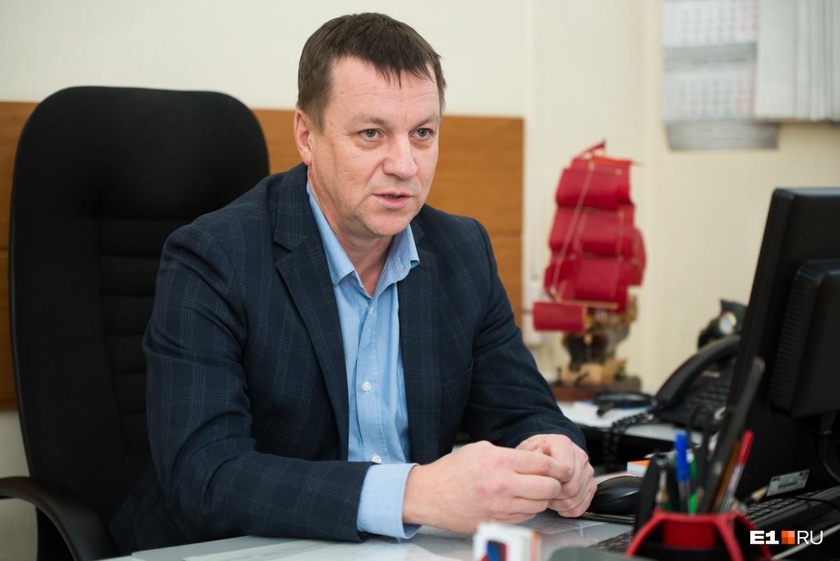 Алексей, сотрудник МЧС Каменск-Уральского, попросил, чтобы жену оперировал самый опытный врач