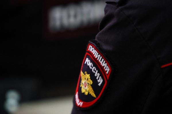 Полицейские задержали таксиста по горячим следам
