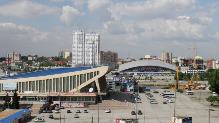Торговый центр в Челябинске предложили признать памятником архитектуры