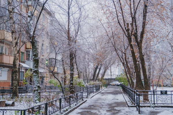 В среду и четверг в Прикамье похолодает