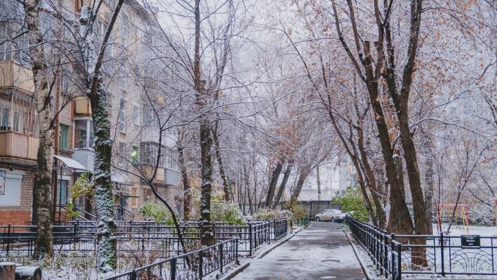 МЧС: в Прикамье ожидаются гололед и снегопады