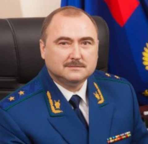 Прокурор Новосибирской области Владимир Фалилеев