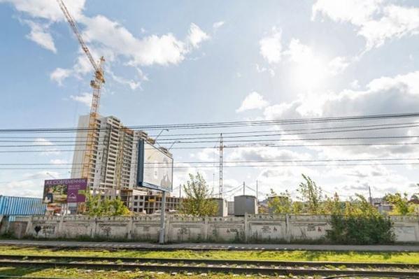 Жилой комплекс появится рядом с ЖК «Современник»