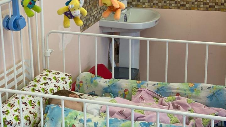 В Красноярске появилось первое отделение для смертельно больных детей
