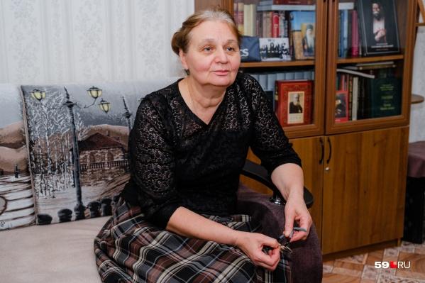 Нина Ивановна стала матушкой уже в зрелом возрасте
