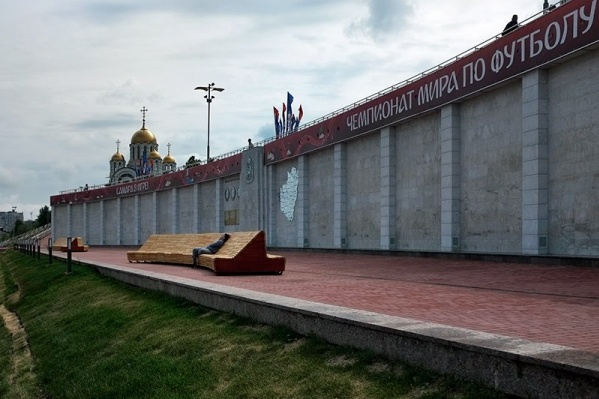 Весной горожане проголосовали за уменьшение монумента
