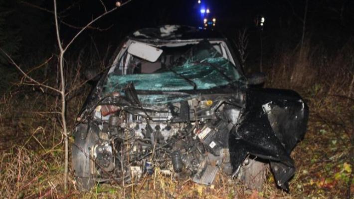 В Прикамье пьяный водитель насмерть сбил водителя и двух пассажиров мотоцикла