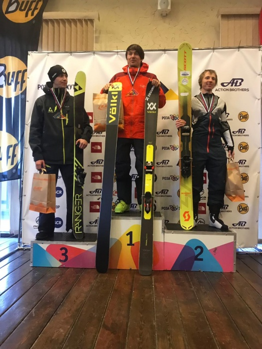 Григорий Корнеев занял первое место на соревнованиях